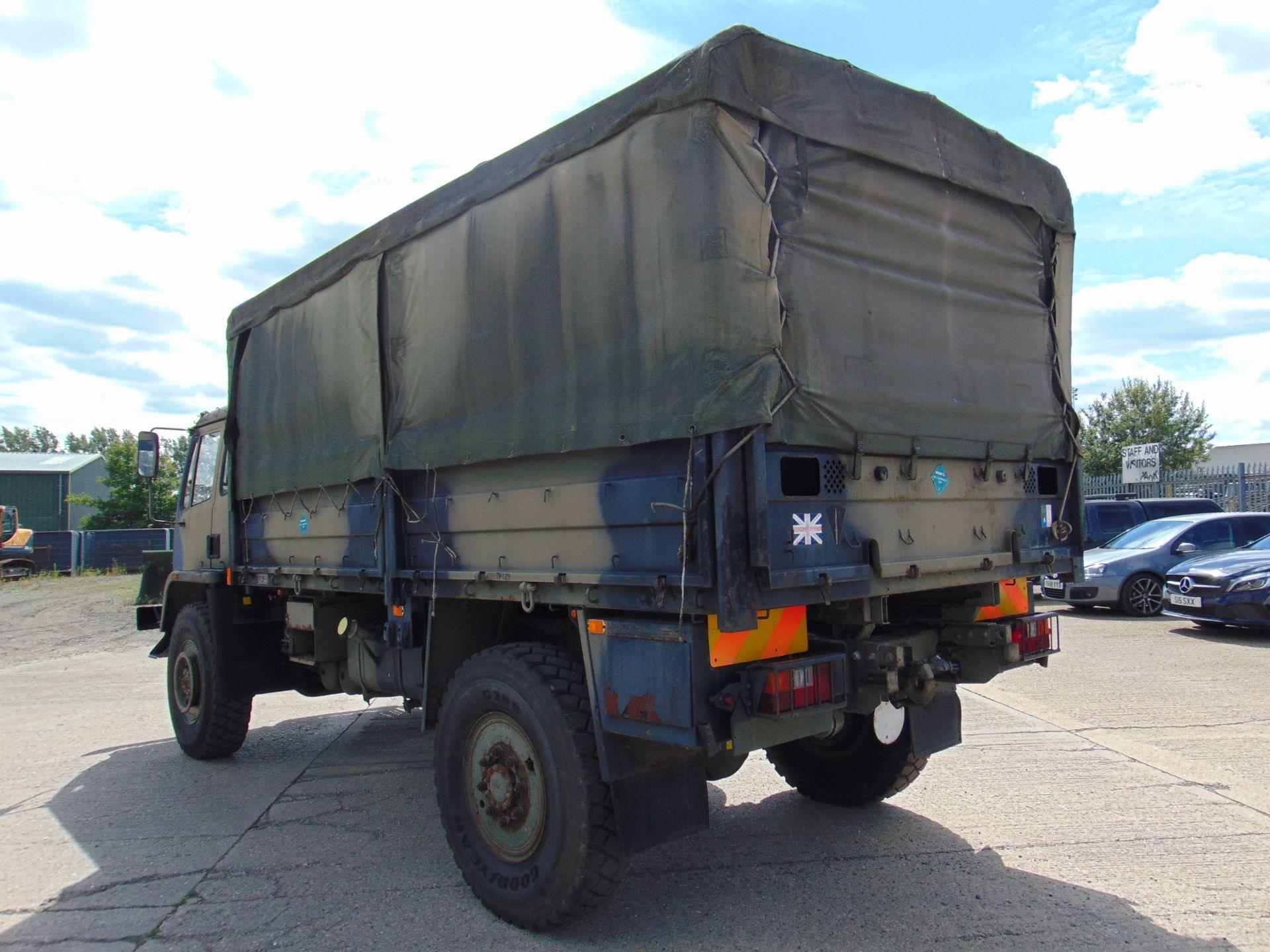 Leyland Daf 45/150 4 x 4 - Image 8 of 22