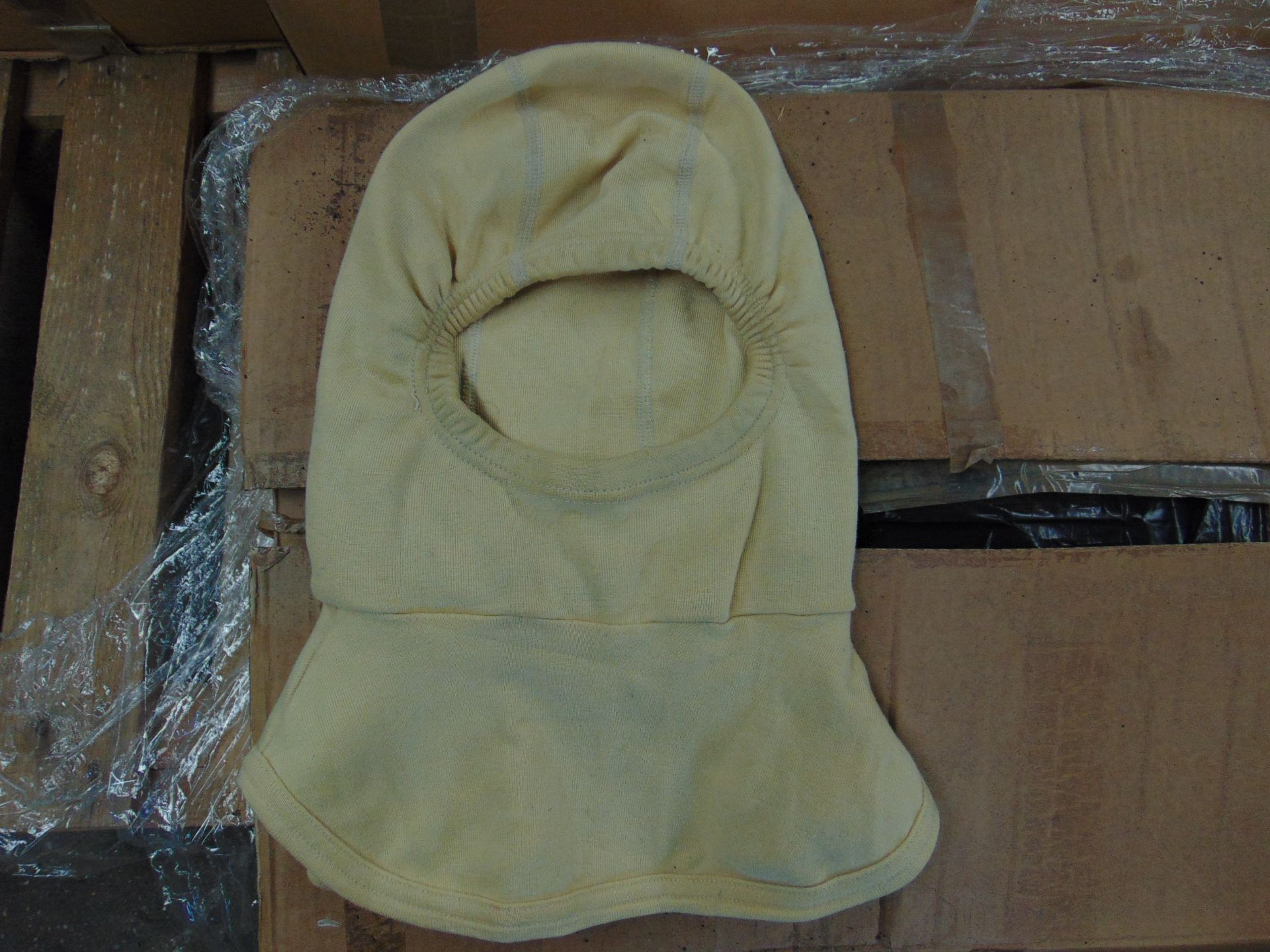 Lot 72 - Qty 100 x Anti-Flash Hoods