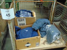 Approx 14 x UNISSUED Jackets & Approx 16 x Coveralls