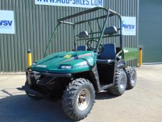 Polaris 6x6 Ranger Utility Vehicle Only 226 Hours! From National Grid.