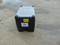 2020 Unused 220 Litre Refueling Pod c/w Pump Hose etc