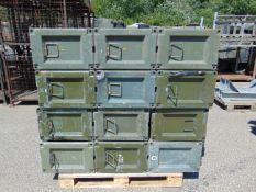 12 x Laycorn Storage Transport Boxes