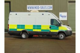 2008 Iveco Daily 65C18V 3.0 HPT Long Wheel Base High roof panel van ONLY 52,841 Miles!