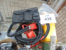 1x PALLET OF STARTER, LEADS, ELECTRONIC EQUIPMENT