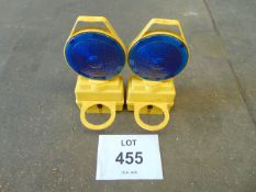 2X TILDAWN SAFETY BEACONS UNISSUED