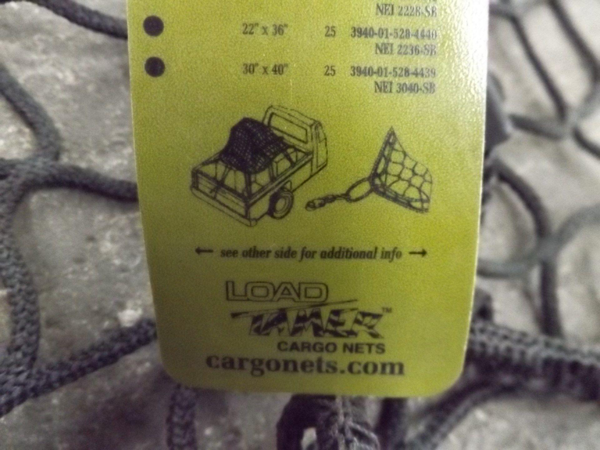 "Lot 18 - LoadTamer 80""X84"" Cargo Net"