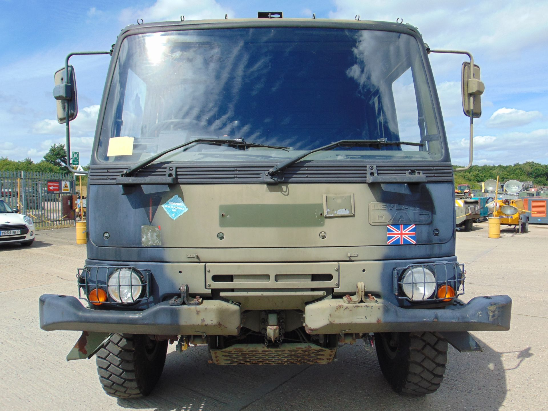 Leyland Daf 45/150 4 x 4 - Image 2 of 22