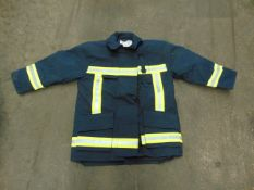 QTY 5 x Unissued Seyntex Firefighters Jacket Mixed Sizes
