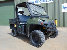 2012 Polaris Ranger 4WD ATV ONLY 1,315 HOURS!
