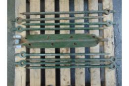 Heavy Duty Military Recovery Ground Anchor C/W 8 x Pins