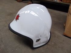 QTY 5 x Unissued Kevlar Firefighters Helmets