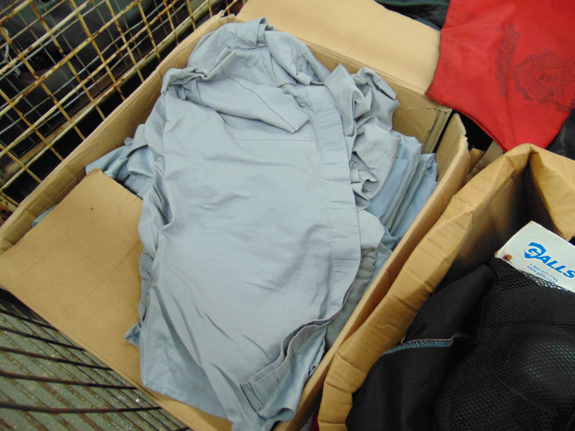 Mixed Clothing including Shirts, T shirts, Trousers, Fleece Jackets, Knee Pads Etc - Image 2 of 4