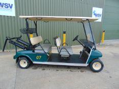 Club Car Precedent Long Wheel Base 4 seat Golf Car - low hours