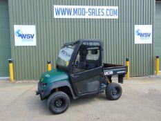 2015 JCB Workmax 800D 4WD Diesel Utility Vehicle UTV