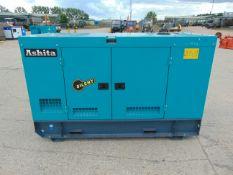 UNISSUED 50 KVA 3 Phase Silent Diesel Generator Set. This generator is 3 phase 50 Hz
