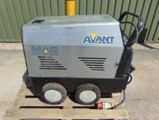 MAC AVANT 21/200, 415V Hot and Cold Pressure Washer Direct MoD Contract