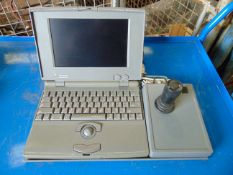 Vintage Macintosh Powerbook 100 Laptop Computer