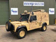 Land Rover Snatch 300TDi 2A