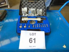 LEAK RATE INDICATOR ACCESSORY KIT IN CASE
