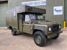 Land Rover Wolf 130 Pulse Ambulance