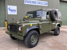 Land Rover Wolf 110 Soft Top with Remus upgrade 115,000 kms only !
