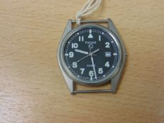 PULSAR W10 SERVICE WATCH NATO MARKED - DATED 2013