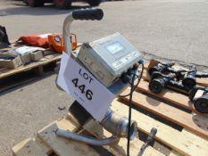 ABB Aquamaster Lay Flat Hose Flow Meter