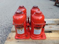 Q 4 Norco 20 Tonne Hydraulic Jacks