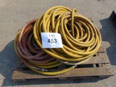 5 x 19mm 55 bar High Pressure Hoses