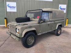 Left Hand Drive Land Rover 110 Tithonus hardtop