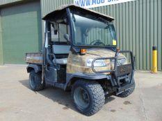 2011 Kubota RTV900 4WD Utility ATV Only 3,212 Hours!