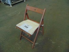 OFFICER CAMP CHAIR