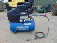 POWERCRAFT 5259 2.5hp Air Compressor