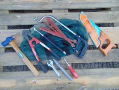 Tool bag plus tools as shown