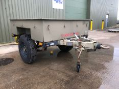Reynolds Boughton Sankey Style Cargo Trailer