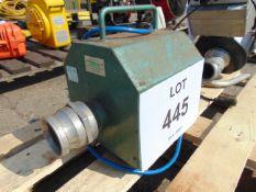 Lay Flat Hose Test Indicator / Blower