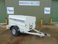 2016 Lynton Single Axle Covered Trailer c/w Gas Strut Assisted Pop Up Lid (CAMP/EXPEDITION TRAILER)