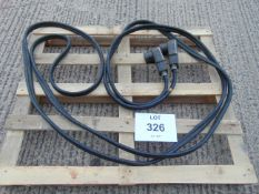 9 Metre NATO 24V Inter Vehicle Slave Cable