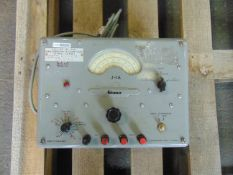 Vintage Advance J1A Signal Generator