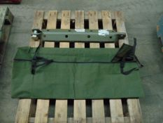 Unissued Heavy Duty Military Recovery Ground Anchor Kit C/W 8 x Pins and Carry Bag as shown
