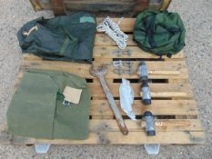 Mixed Tools Inc Soft Face Hammers, D Shackles, Rope Kit Bags etc