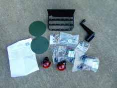 Land Rover Wolf Hard Top Rear Step Modification Kit Unissued