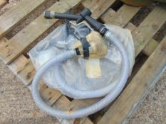 2 x Unissued Diesel Gravity Refueling Hose Kit c/w Nozzle and Valve as Shown