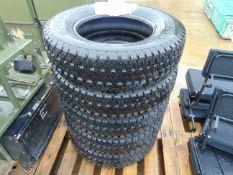 5 x Goodyear Wrangler ATS 205 R16 Tyres