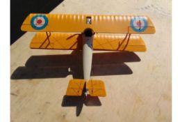 WWI British SOPWITH CAMEL Biplane Model