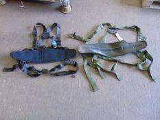 2 x Unissued Spanset Full Body Fall Arrest Harnesses