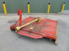 "Teagle 510 5' 10"" Offset Tractor Mounted Topper Mower with PTO Shaft"