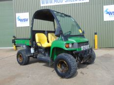 John Deere Gator HPX 4WD Utility ATV Only 1,817 Hours!
