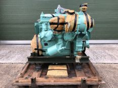A1 Reconditioned Land Rover Series 2.25L FFR Spec. Petrol Engine