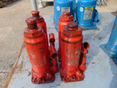 Q 4 Sealey Yankee SJ5 5 Tonne Hydraulic Jacks